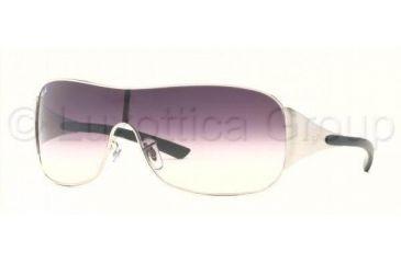 25e6146077 Ray-Ban Sunglasses RB3321 042/8G-0133 - Silver Striped Gray Gradient