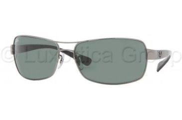 1f0f860a22 Ray-Ban RB3379 Sunglasses with No-Line Progressive Rx Prescription Lenses  RB3379-004