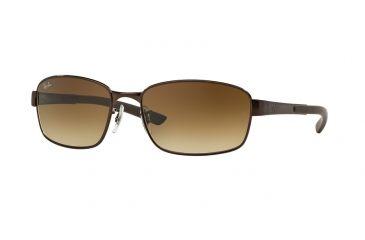 77696e6a88 Ray-Ban RB3413 Sunglasses with No-Line Progressive Rx Prescription Lenses  RB3413-014