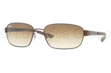 Ray-Ban Sunglasses RB3430 014/51-5618 - Brown Crystal Brown Gradient