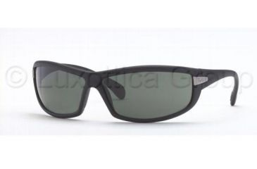 Ray-Ban Sunglasses RB4054 601S71-6711 - Matte Black Green