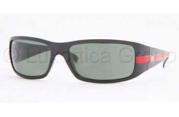 8836fa9a24 Ray-Ban Prescription Sunglasses RB4057 RB4057-745-6116 - Lens Diameter  61