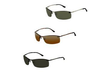 Ray-Ban Top Bar Sunglasses RB3183