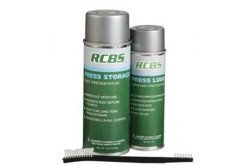 RCBS Reloading Press Maintenance Kit For Cleaning and/or Storage 99971
