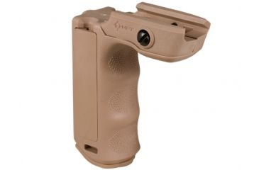 MFT React Magwell Grip -Flat Dark Earth- RMGFDE