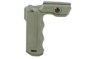 MFT React Magwell Grip -Foliage Green- RMGFG