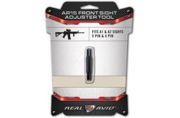Real Avid AR15 Front Sight Adjuster Tool AVAR15FSA