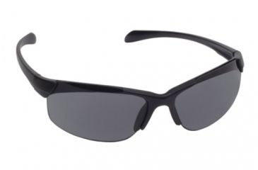 Real Kids Shades Blade Sunglasses - Matte Black Frame 7-12 Years, Back, 7-12 Years 712BLADEBLK