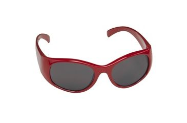 Real Kids Shades Flex Sunglasses for Boys ages 3 to 7 - Red