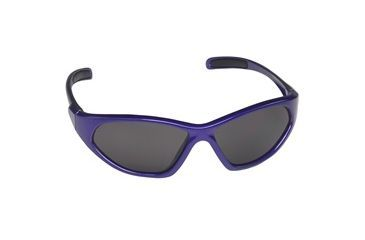 Real Kids Shades 8 - 12 Years Glide Sunglasses - Purple Shiny Metallic 812GLIDEPURP