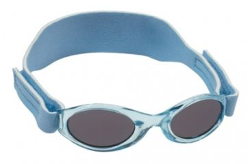 Real Kids Shades My First Shades Sunglasses - Light Blue Frame, Light Blue Band 0-24 months, Light Blue, 0 - 24 Months 024LTBLUE