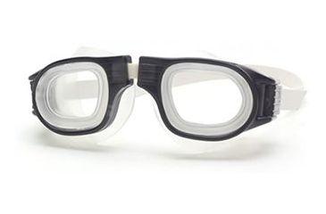 33636fd6ca8 Rec Specs Prescription Swim Goggles Aqua - Smoke Frame