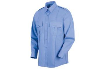 Red Kap Sentinel Upgraded Security Shirt, Medium Blue, 3XL345 SP36MB3XL345