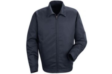 Red Kap Slash Pocket Jacket, Men, JT22NV, LNL JT22NVLNL