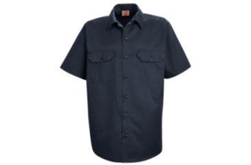 Red Kap Utility Uniform Shirt, Navy, SSL ST62NVSSL