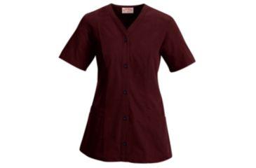 Red Kap WomensEasy Wear Tunic, Women, 9P01BU, SSL 9P01BUSSL