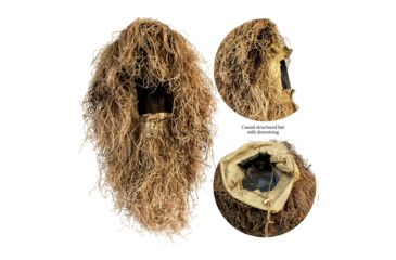 8-Red Rock Outdoor Gear 5 Piece Ghillie Suit