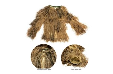 13-Red Rock Outdoor Gear 5 Piece Ghillie Suit