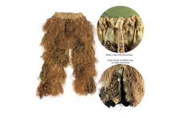 16-Red Rock Outdoor Gear 5 Piece Ghillie Suit