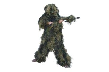 3-Red Rock Outdoor Gear 5 Piece Ghillie Suit