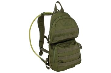 Red Rock Outdoor Gear Cactus Hydration Pack - Olive Drab, Olive Drab, One-Size 80428OD