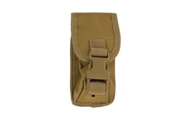 Red Rock Outdoor Gear Molle Grenade Pouch, Coyote, One-Size 82-009COY