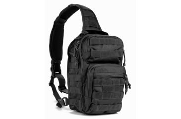 Red Rock Outdoor Gear Rover Sling Pack, Black, One-Size 80129BLK
