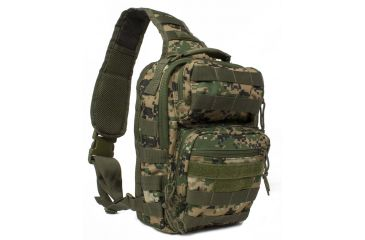Red Rock Outdoor Gear Rover Sling Pack, Woodland Digital, One-Size 80129WDD