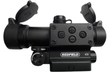 Redfield Counterstrike Red Dot Sight, Matte