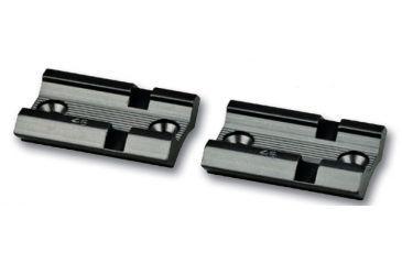 Redfield Mounts 47522 Remington 7400 Aluminum Base Pair Black Matte