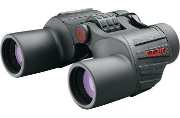 Redfield Renegade Blister Pak Porro Prism Binocular, Black 117988