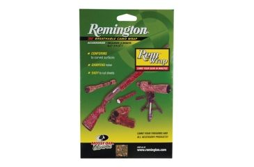 Remington Rem Wrap Adhesive Camouflage For Your Firearm Realtree Hardwoods Green