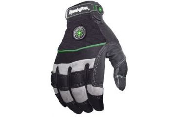 Remington RG-12 Gel Padded Gloves, Remington RG-12 Safety Gloves Part Numbers Remington GR-12 XL Safety Gloves