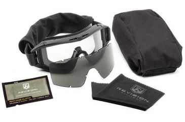 Revision Eyewear Asian Locust Goggles - Essential Kit