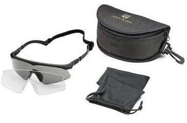 Revision Sawfly-TX Pro Regular or Large Black Tactical Sunglasses