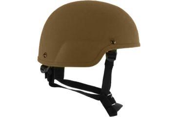 Revision Viper A1 Helmet, Full Cut, 1Nvg, Tan 499, Small 4-0516-9234