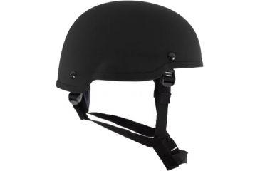 Revision Viper P2 Helmet, Mid Cut, 1Nvg, Black, Small 4-0501-5132