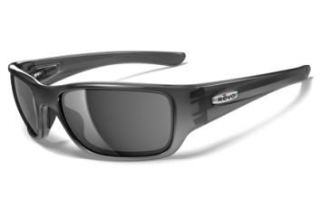 Revo Heading Black Ink Nylon Frame, Graphite Lens Sunglasses - RE4058-02