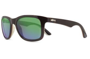 72dfd7fe0c Revo Huddie Single Vision Prescription Sunglasses