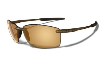 Revo Mooring Brown Smoke Nylon Frame, Bronze Lens Sunglasses - RE4043-02
