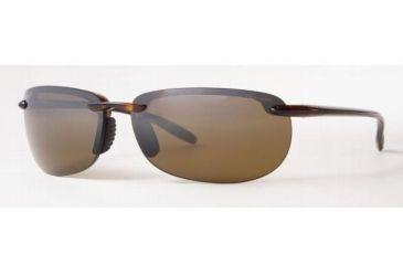 REVO RE4021-801-9V-6213 Sunglasses Black Frame / Grey Polarized Mirror 62 mm Lenses
