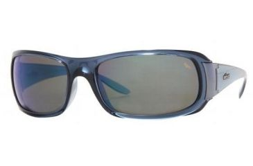 ab65894f3bf REVO RE4030 Polarized Sunglasses Matte Black Frame   Grey Green ...