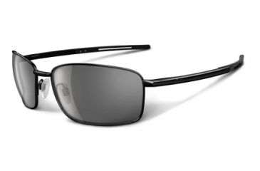 Revo Revo Transport Sunglasses, Polished Black Frame w/ Graphite Lens RE3088-01