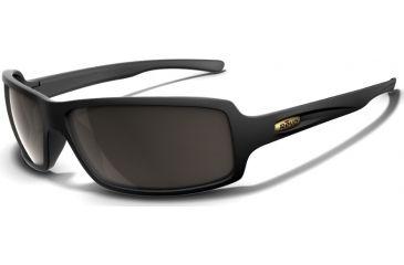 Revo Thrive Matte Black Frame Graphite Lens Sunglasses RE4037-02
