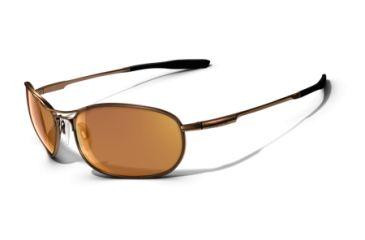 Revo Transmit 9014 RX Progressive Sunglasses - Polished Brown Metal Frame RE9014-01PROG
