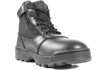 Ridge Outdoors 4205 Dura-Max Mid Zipper Boot, Black, 10W 420510.0W