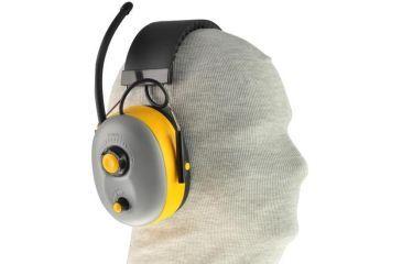 Riflemen FM Sport Hearing Protection Earmuffs w/ FM Radio RF-FM