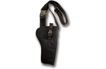 Bulldog Right hand black scope bandolier holster WSBAN-8