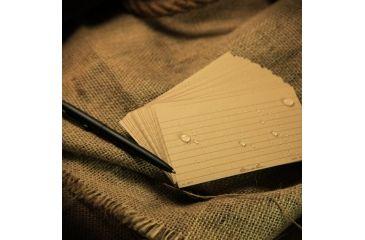 Rite in the Rain 3X5 INDEX CARDS - TAN, Tan, 3 x 5 991T