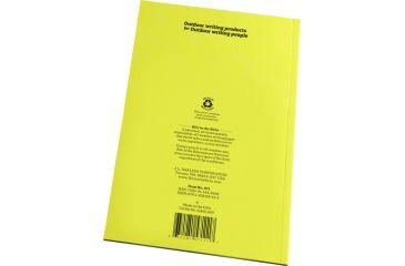 Rite in the Rain CERT FORMS BOOK, Yellow, 4 5/8 x 7 571